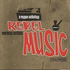 Rebel Music by Various Artists (CD, Aug-2015, Trojan)