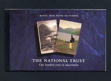 1995 Dx17 National Trust Prestige booklet - No Stamps