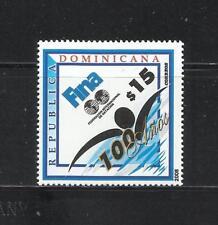 REP. DOMINICANA. Año: 2008. Tema: DEPORTES. NATACION.