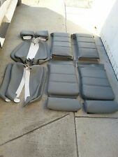 BMW E30 325i 318i M3 SPORT SEATS GRAY UPHOLSTERY KITS  NEW