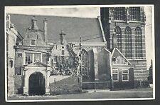 Enkhuizen  Ingang Zuiderkerk