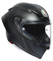 AGV Pista GP RR Matt Carbon Helmet - DOT & ECE- Many sizes Fast & Free Shipping