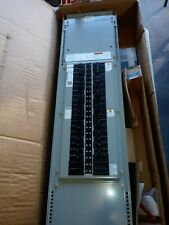 New 400amp Panel Breaker Box Eaton Prl1A 3 phase panelboard loaded breakers