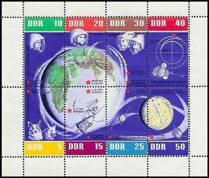 DDR Kleinbogen Auswahl aus 926/933 - 3325 , Postfrisch ,