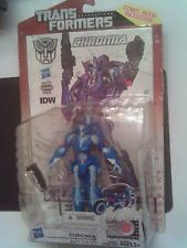 Transformers Generations Deluxe  CHROMIA  Brand New MOC