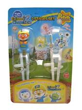 Pororo Little Penguin First & Second Step Edison Chopstick Set 10E0764 S-3797