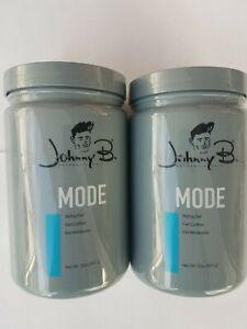 2  Johnny B Mode 32 oz EA Mode Styling gel MOLDING NO ALCOLHOL ORIGINAL