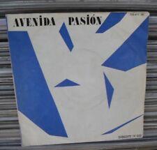 """AVENIDA PASION AMBIENTE DE BAR SPANISH 7"""" SINGLE PS ROCK EN ESPAÑOL MOVIDA"""