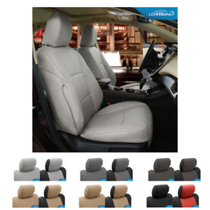Seat Covers Premium Leatherette For Hyundai Veloster Custom Fit
