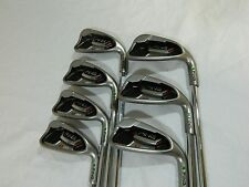 Brand New Ping G20 G 20 GREEN Dot Iron set 4-PW Steel CFS Stiff flex Irons