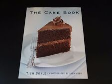 The Cake Book [Hardcover] by Tish Boyle  (Author)