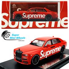 TimeMicro 1:64 Mansory Rolls Royce Phantom VIII Supreme - Diecast Model Car