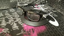 Oakley RX Speculate Brushed Black w/ White (Mislead Confession Emblem Intercede)