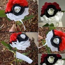 200 Stück Seltene rote weiße schwarze Rose Blumensamen Home Plant Garden