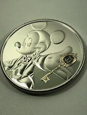 Rare Club 33 Mickey Mouse Silver Challenge Coin