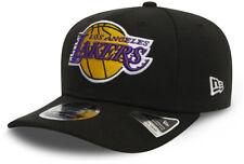 LA Lakers New Era 950 Black Stretch Snapback Cap