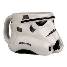 STAR Wars piccolo 3D Stormtrooper TAZZA-CERAMICA UFFICIALE NUOVO Free P+P