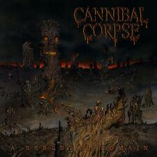 Cannibal Corpse - A Skeletal Domain CD NEW