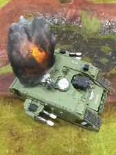 TTCombat - 2 x Flashing Wreck Markers - Great for 40k and Warmachine