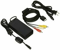 Power Supply AV Cable Sony Playstation 2 Slim PS2 Slim Charger TV Cable Adapter