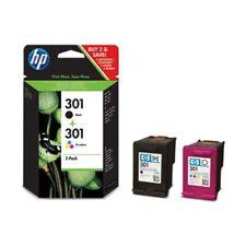 HP 301 NEGRO Y COLOR CARTUCHO DE TINTA ORIGINAL HP+1510 1512 2050 2540 3050 3055