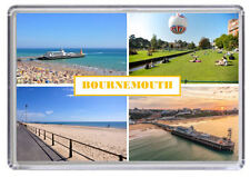 Bournemouth Fridge Magnet 01