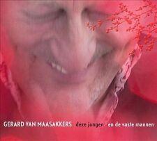 GERARD VAN MAASAKKERS - DEZE JONGEN [DIGIPAK] USED - VERY GOOD CD