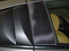 350Z COUPE SOLID CARBON FIBER B PILLAR COVERS