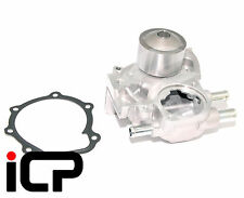 Aisin 3 Pipe Water Pump & Gasket Fits: Subaru Impreza WRX & STi  92-14 Turbo