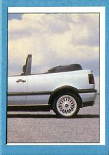 AUTO 2000 - SL - Figurina-Sticker n. 121 - VW GOLF CABRIOLET 1.8 2/2 -New