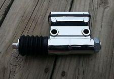 Chrome Rear Brake Master Cylinder for Harley Davidson Sportster Models 1987-2003