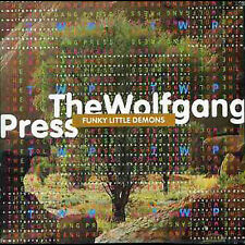 Funky Little Demons by The Wolfgang Press (CD, 1995, 4AD)