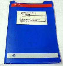 Reparatiebrochure VW Polo 6N 3-cil. dieselmotor mechanisch Motorcode AMF ab 1995