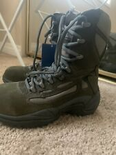 New Reebok combat boots W/ Composite Toe. Tags Still On. Size 4 Women's.