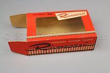 Y513 boite vide train rivarossi Ho carton Empty box 14,5*8,5*5 cm