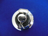 """TSW center wheel cap WITH NO  PIN# CHROME apx.2 5/8""""  NEW"""