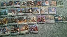Cardfight! Vanguard CFV Kagero Trigger lot collection 470+ cards