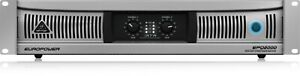 Behringer Europower EPQ2000 Power amplifier