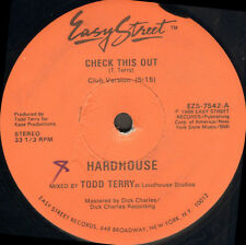 HARDHOUSE - Check This Out - Easy Street