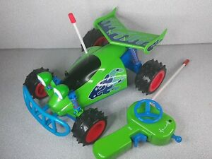 TOY STORY RC REMOTE CONTROL CAR