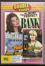 The Almost Perfect Bank Robbery / Wildflower DVD BRAND & SEALED FREE POST