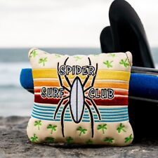 New Taylormade Vault Limited Spider Surf Club Putter Headcover Sold Out !