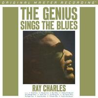 Ray Charles - The Genius Sings The Blues [Mono]  LP Audiophile Vinyl MFSL