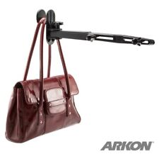 HMPHG01: Arkon Headrest Hanger Mount for Handbags, Purses, Grocery Bags