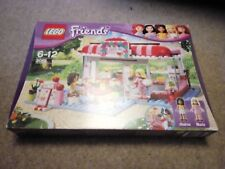 LEGO Friends City Park Cafe 3061 Complete with box and instructions Retired