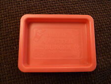 BUILD A BETTER BURGER GAME SPARES FOR VINTAGE 1984  ACTION GT RED TRAY