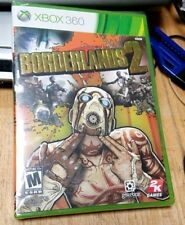 BORDERLANDS 2 - XBOX 360 VIDEO GAME - NEW/SEALED