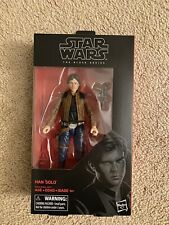 Star Wars The Black Series Han Solo #62