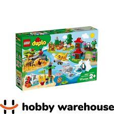 LEGO 10907 DUPLO World Animals (BRAND NEW SEALED)