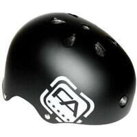 Free Agent Street Helmet Matte Black One Size Bike